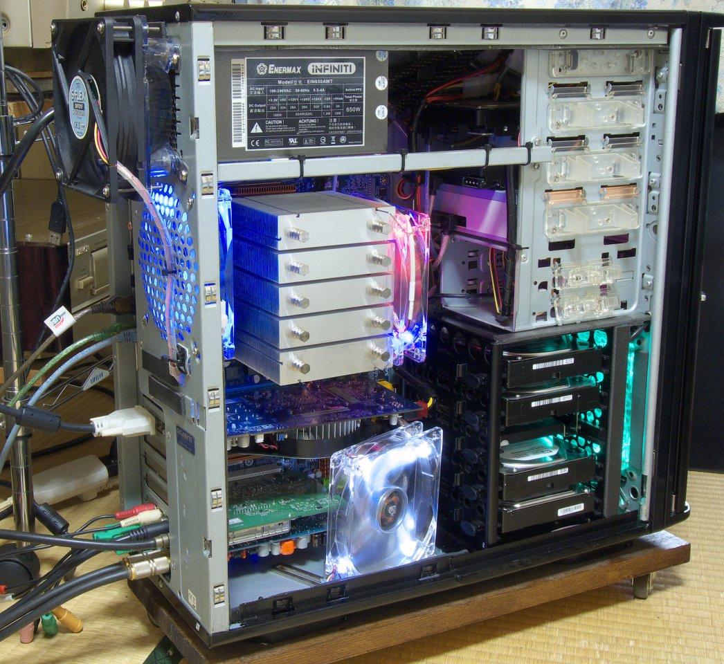 謎の勢力「CPUクーラーは空冷一択!水冷なんか全く冷えないからやめとけ!!」
